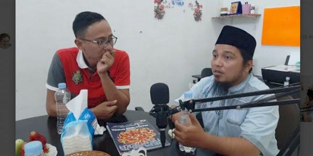 Ustaz Sani: Spanduk Penolakan HRS Bisa Picu Konflik Di Sumut