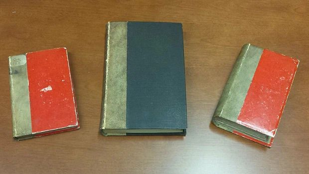 Những cuốn sách da người ghê sợ nhất thế kỷ 20