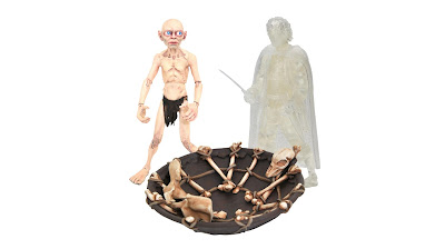 San Diego Comic-Con 2021 Exclusive The Lord of the Rings Deluxe Action Figure Box Set by Diamond Select Toys