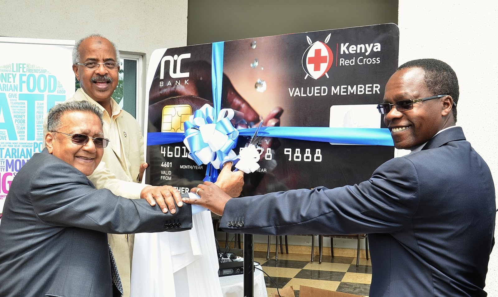 NIC Bank and Kenya Red Cross launches a co-branded credit