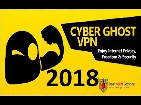 CyberGhost 2018