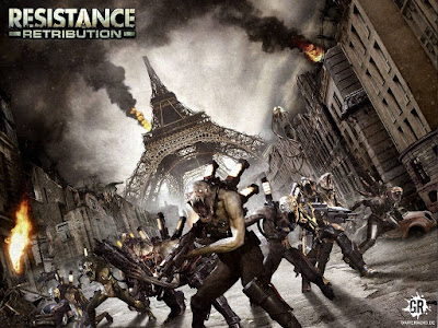 Game Resistance Retribution Psp Ppsspp