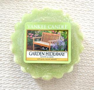 Yankee Candle Garden Hideaway
