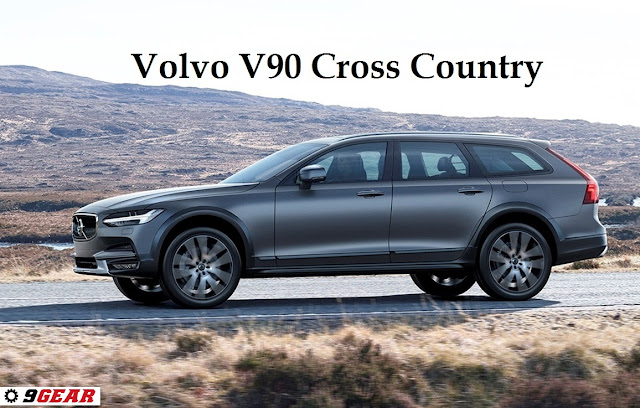 2017 volvo v90 cross country revealed car reviews new car pictures for 2019 2020. Black Bedroom Furniture Sets. Home Design Ideas
