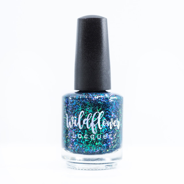 Wildflower Lacquer Whooo Are You?