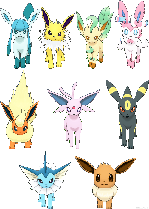 Pokemon Cosplay Cosplay Pokemon Eevees On Halloween