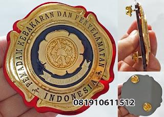 Pin Cor Custom Bandung