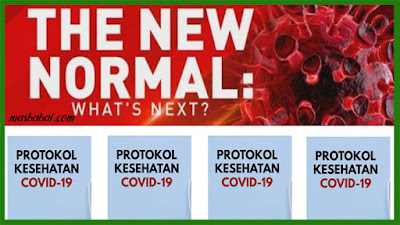 The New Normal Indonesia+Memasuki Era Normal Baru Indonesia