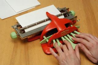 Pichtův psací stroj