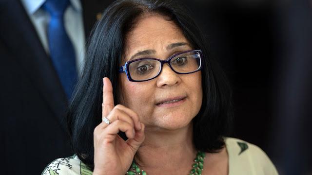 """La ministra de Mujer de Brasil dice que las niñas pobres """"son violadas porque no llevan calzones"""""""