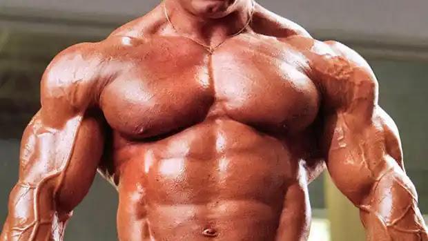 افضل كورس تضخيم العضلات بدون دهون