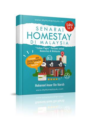 Senarai Homestay di Malaysia