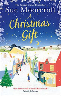 A Christmas Gift by Sue Moorcroft cover