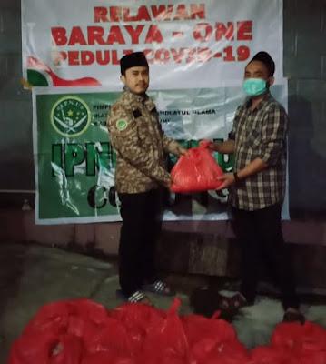 IPNU Sukabumi Salurkan Bantuan untuk Santri dan Guru Ngaji