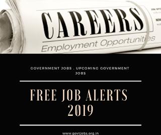 Free Job alerts,Government Jobs