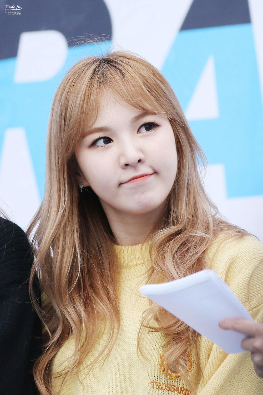 I Love Red Velvet : WENDY RV @ SUPER BLUE MARATHON