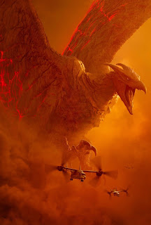 Godzilla Rodan Mobile HD Wallpaper