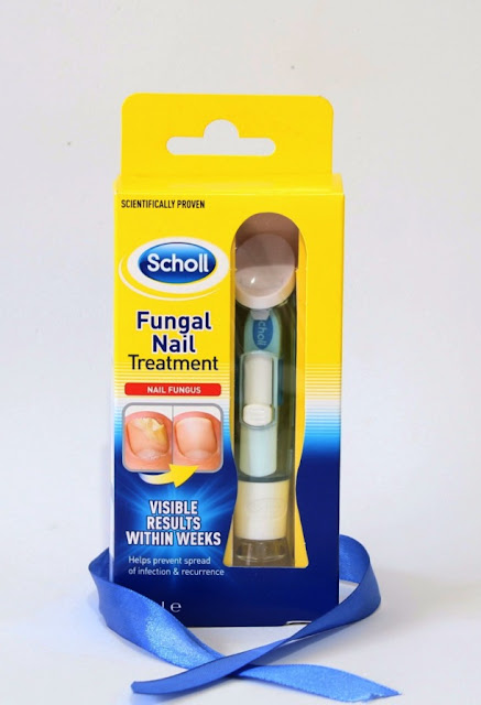 Dr. Scholl fungal nail