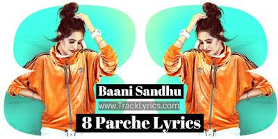 8-parche-lyrics