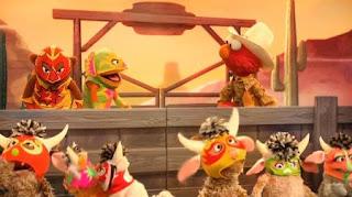 Sesame Street Elmo The Musical Cowboy the Musical