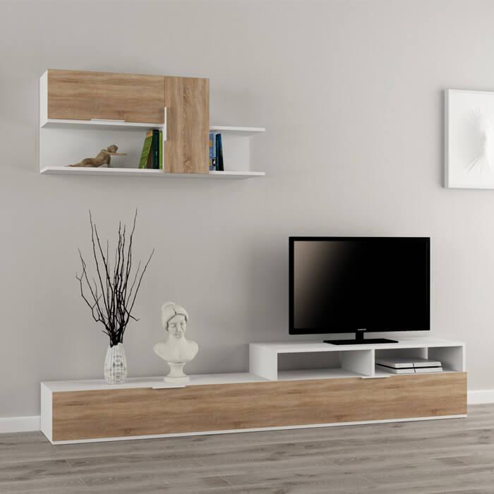Mobile porta tv bianco moderno