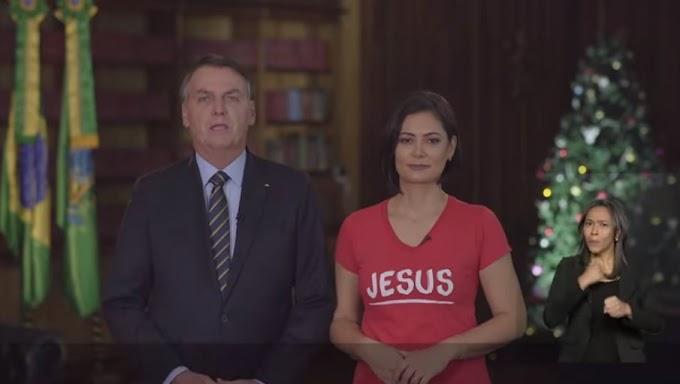 O mundo voltou a confiar no Brasil, diz Bolsonaro em mensagem de Natal. Confira: