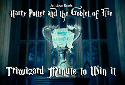 Harry Potter and the Goblet of Fire Minute to Win it