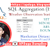 HackerRank: [SQL Aggregation] (15/17) Weather Observation Station-18 | set, round, min, max, abs function in SQL