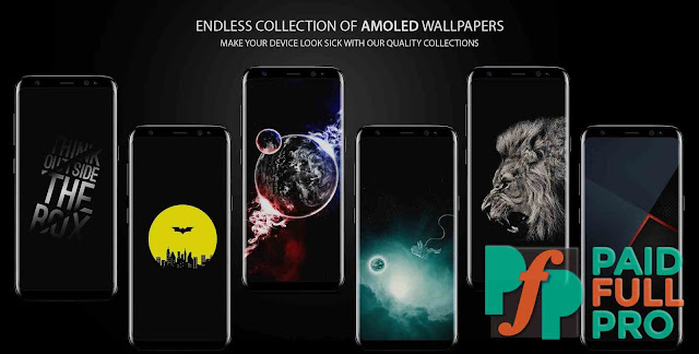 AMOLED Wallpapers latest apk download