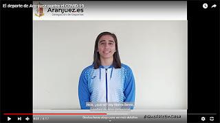 Deporte Aranjuez coronavirus