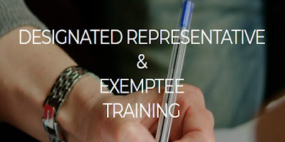 Designated Representative Training | Exemptee Training. California Designated Representative online training courses. Florida CDR training and examination preparation. California HMDR Exemptee online training certification.