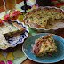 #160 Tarta ze szparagami i suszonymi pomidorami