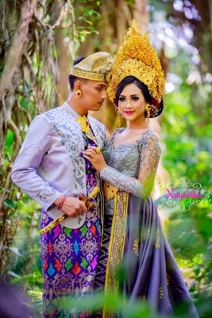 sewa kebaya murah bali gaun bridal paket foto prewedding