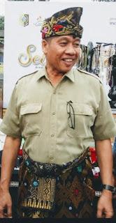 Populerkan Seni Kriya NTB, HRF Inisiasi Mataram Fashion Carnaval