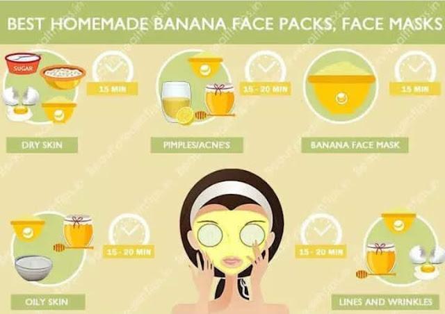 How to Use Banana as a Beauty Product