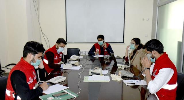 Successful partnership between Ufone & PRCS leads to registration of 10,000 volunteers in a week