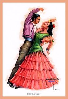 Bailes andaluces - Tuser - Farruca Zambra