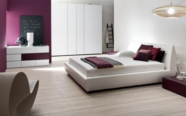 Arredare la camera da letto in stile moderno - Edilizia in un click