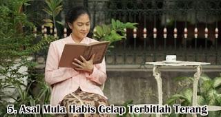 Habis Gelap Terbitlah Terang Terinspirasi Dari Al-Quran merupakan salah satu fakta menarik Raden Ajeng Kartini yang wajib diketahui