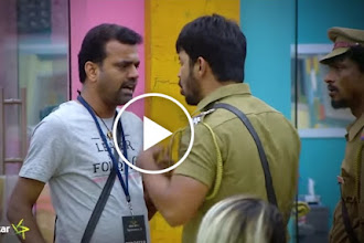 This is why Balaji and Mahath are fighting | Bigg Boss 11 July Promo 1
