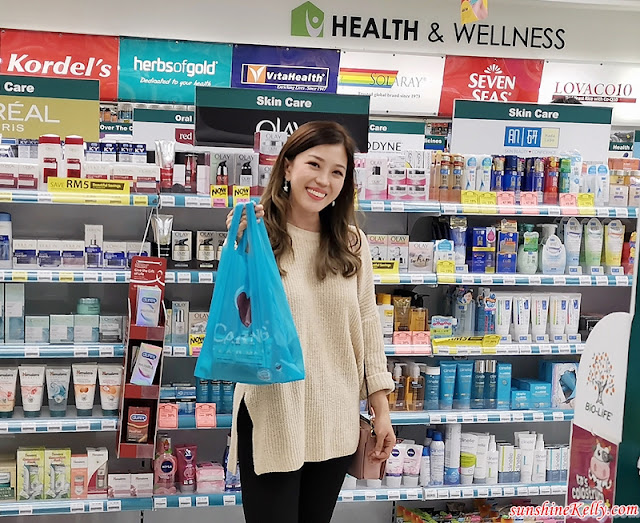 CARiNG Shop More Win More, How To Keep Your Skin & Hair Healthy, Caring Pharmacy, Shop More Win More, Shopping, How To, Beauty Tips, Keep Skin & Hair Healthy, Beauty,