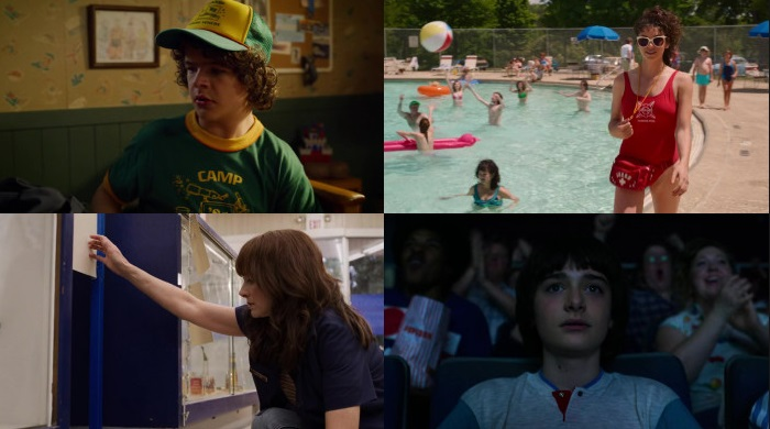 Screenshots Of Hindi Dubbed Show Stranger Things 2019 Season 03 Complete All Episodes 300MB 720P HD