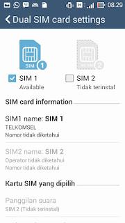 cara memperbaiki jaringan data zenfone 4