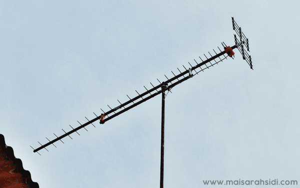 antena digital UHF
