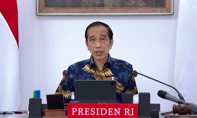 Presiden Jokowi: Covid-19 Bisa Dikendalikan, Tapi Tidak Mungkin Hilang Sepenuhnya