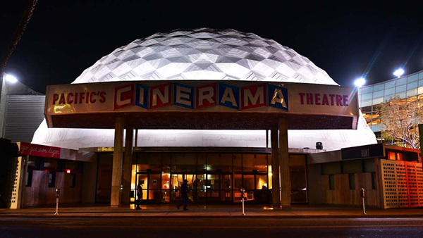 ArcLight's Cinerama Dome on Sunset Boulevard in Hollywood has permanently shut its doors.