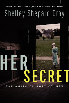 Review, Excerpt, Giveaway, Her Secret, Shelley Shepard Gray, Bea's Book Nook, Amish Romance