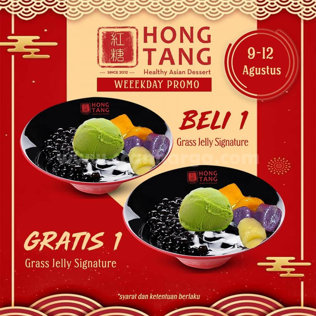 Hong Tang Weekday Promo Beli 1 Gratis 1