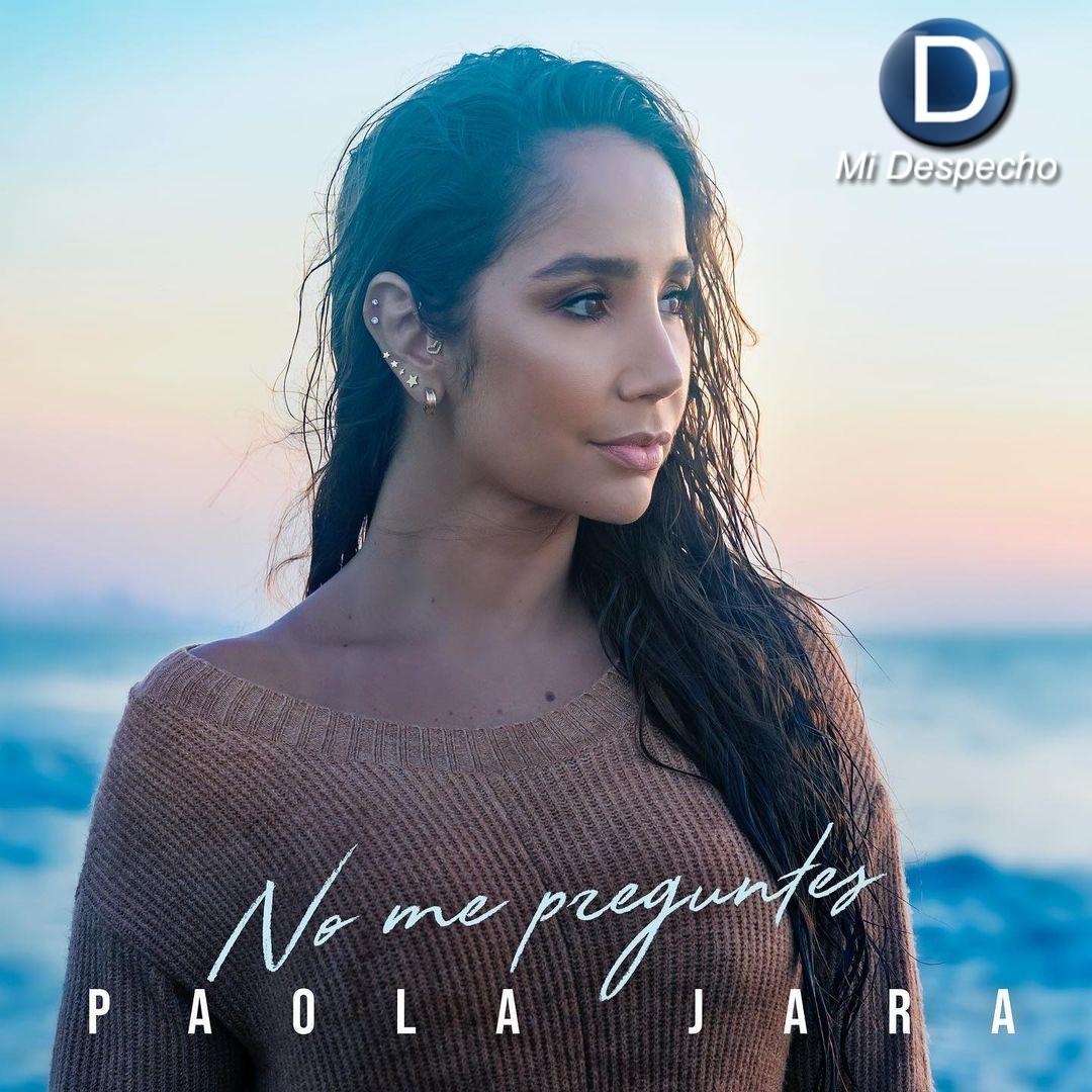 Paola Jara No Me Preguntes Frontal