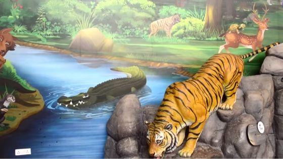 Bihar Museum Tiger